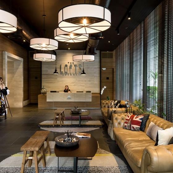 The Lofts Ekkamai – Sale apartments /Reception & Lobby / Offices – Bangkok – Thailand