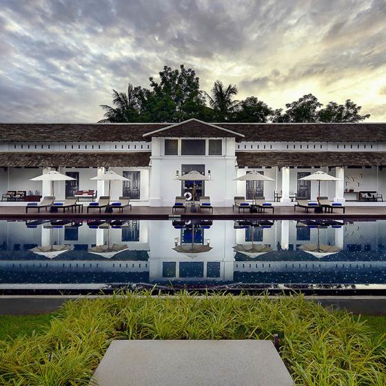 Luxury Travel Magazine – Sofitel Luang Prabang Laos